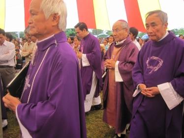 linh mục CALISTÔ BÁ NĂNG LÝ
